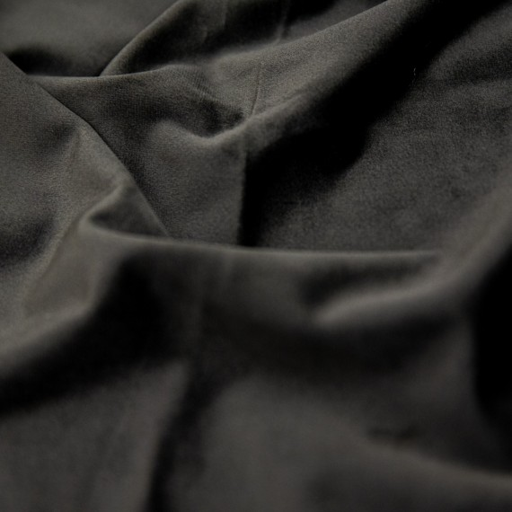 Draperie Velvet Lux, catifea, negru