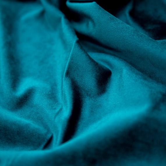 Draperie Velvet Lux, catifea, turcoaz inchis