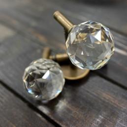 Sistem de perete, cristal bronz